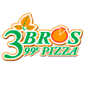 3 Bros 99 Cent Pizza