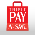Triple Pay-N-Save